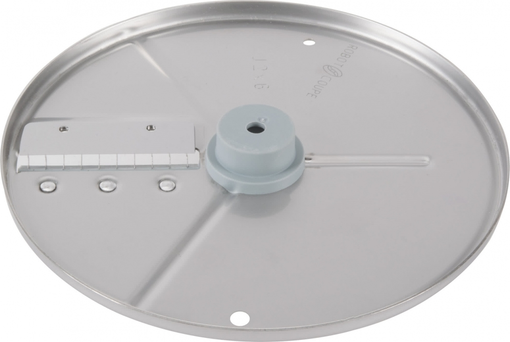 Диск-соломка Robot Coupe 27081(2x6мм) - 1