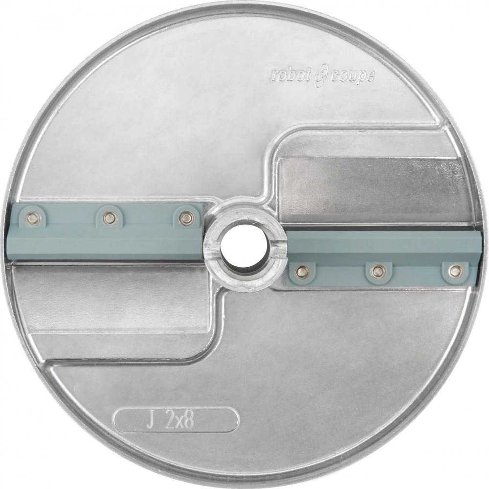 Диск-соломка Robot Coupe 27067(2x8мм) - 1