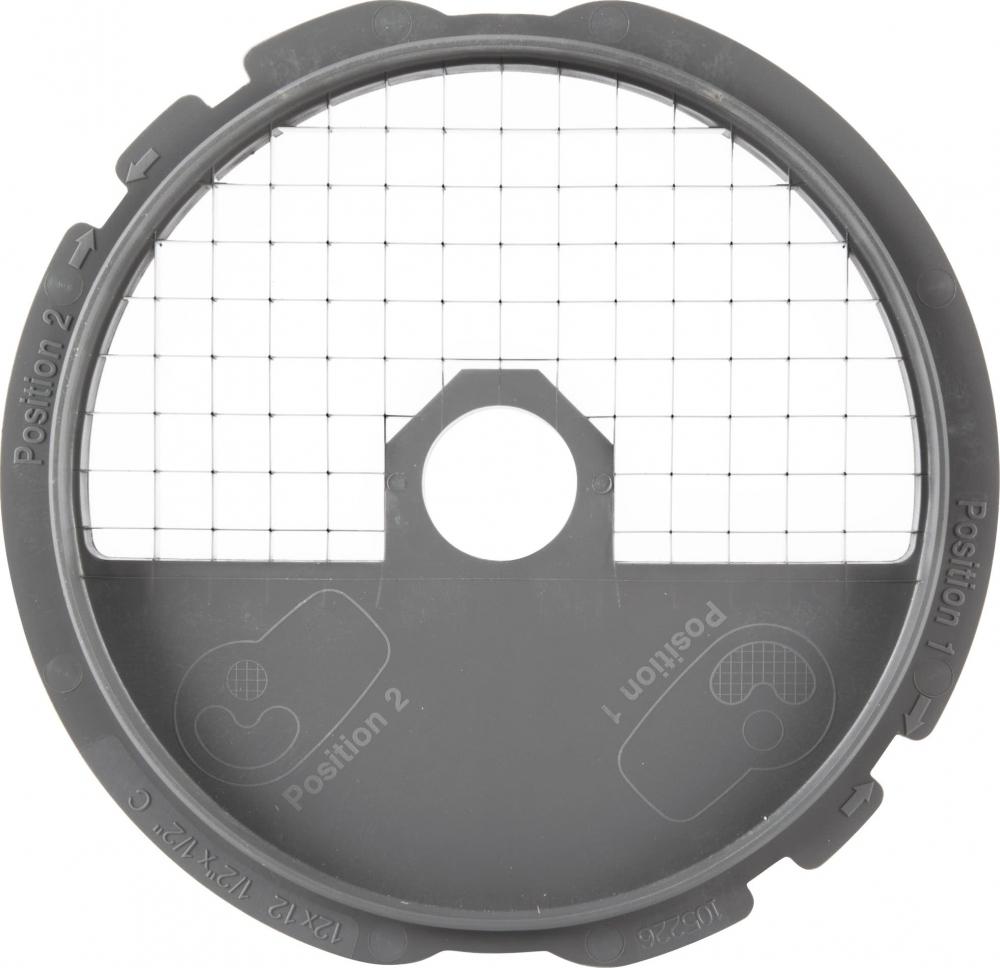 Диск-кубики Robot Coupe 27298 (12x12x12 мм) - 3