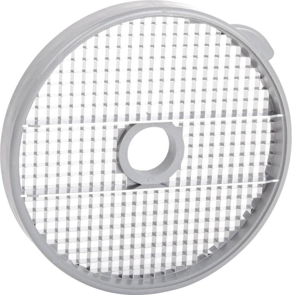 Диск-решётка Robot Coupe 28118 (8x8 мм) для кубиков - 1