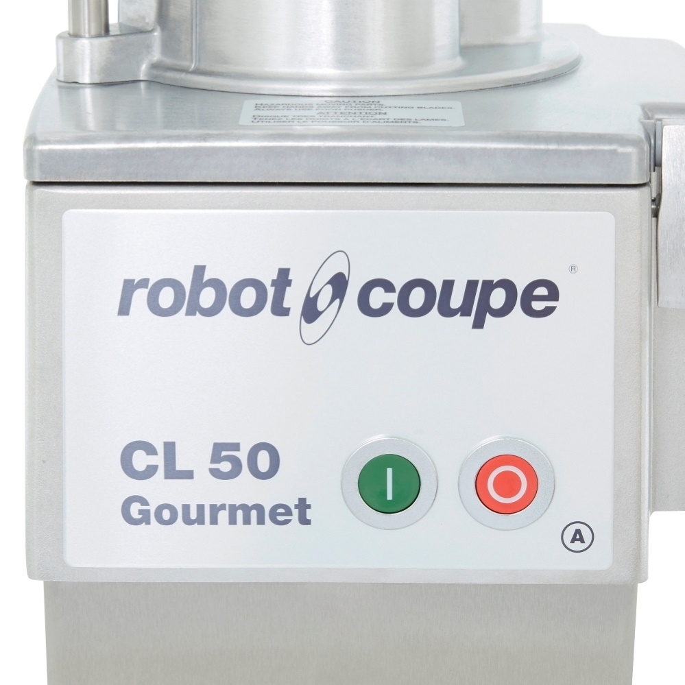 Овощерезка Robot Coupe CL50Gourmet - 3