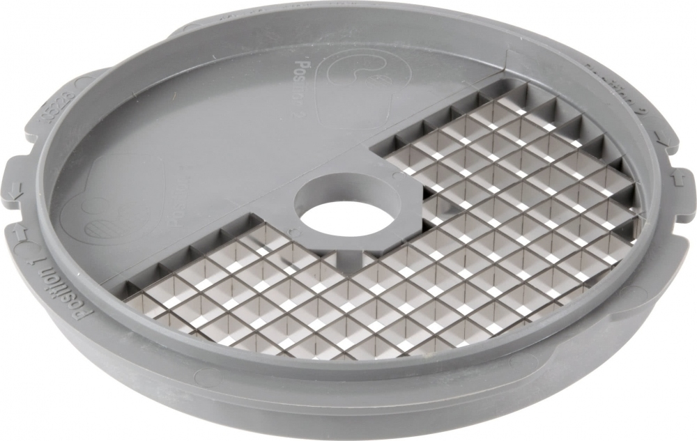 Диск-кубики Robot Coupe 27298 (12x12x12 мм) - 4